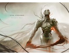 NIR Universe_001 by albino-Z on deviantART