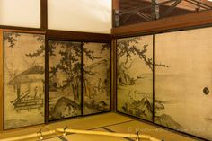 Kennin-ji: The Oldest Zen Temple in Kyoto! Japanese Castle, Japanese Temple, Japanese House, Japanese Interior Design, Japanese Design, Japanese Art, Kyoto, Parlour Design, Castle Rooms