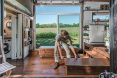 'Alpha Tiny House' by New Frontier Tiny Homes-35