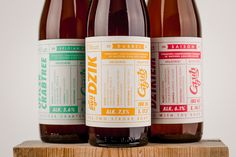 Gzub Craft Brewing — The Dieline - Branding & Packaging