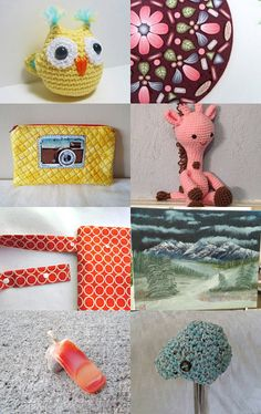Gifts Ideas From The Artists Loft by Laurie and Joe Dietrich on Etsy--Pinned with TreasuryPin.com