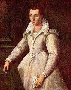 A Young Woman, ca. 1570 (circle of Santi di Tito) (1536-1603)  Location TBD