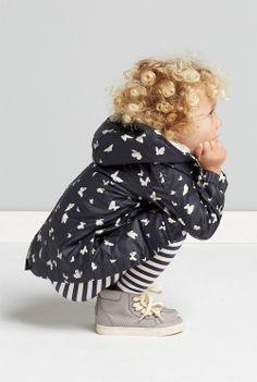 Girl's New In Online - Butterfly Jacket