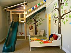 Bunk Beds Built In | Top 10 Designs Ideas | Pinterest | Bunk Bed, Space  Saving And Spaces