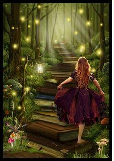 Bookstairs