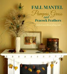 Mantel Decor :: Deco