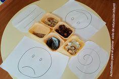Laura Estremera, actividades para el primer ciclo de educación infantil: ¿Qué es una provocación?, ¿para qué sirve? Reggio Emilia, Classroom, Breakfast, Sensory Activities, Activities For Babies, Infant Activities, Crafts For Kids, Montessori Trays, Classroom Setting