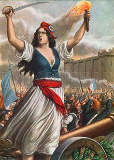 Image result for Maryanne with a Frygian red cap: French Revolution
