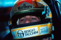 Ayrton Senna, Toleman, 1984.