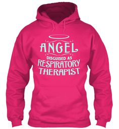 ANGEL disguised as RESPIRATORY THERAPIST  just ordered  mine