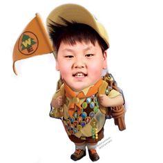 Funny Kpop Memes, Kpop Fanart, Korean Artist, Meme Faces, Derp, Kpop Boy, Pretty Boys, My Boys, Boy Groups