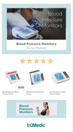 truMedic blood pressure monitors for health care screening at home. | Stress Relief | Health & Wellness Tips | Healthy Lifestyle Tips | Healthy Living Motivation | Holistic Health & Living | Massage Therapy Benefits | Natural Pain Relief | Stress Relief Remedies | truMedic Products | Healthy Christmas Gift Ideas #bloodpressure #bloodpressurecheck