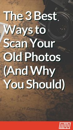 The 3 Best Ways to Digitize Old Photos (And Why You Should) --- Want to digitize photos? Old Family Photos, Old Photos, Family Pictures, Digital Photography, Photography Tips, Photography Tutorials, Inspiring Photography, Photography Backdrops, Photography Business