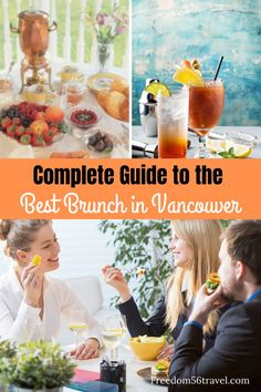 Foodie travel 107171666120968422 - Vancouver has some great breakfast and brunch restaurants! Learn where the best ones are and what the best menu items to try! Source by anadventureiscalling Canada Vancouver, Vancouver Travel, Downtown Vancouver, Seattle, Brunch Buffet, Breakfast Buffet, Best Breakfast, Fairmont Hotel, Montreal Canada