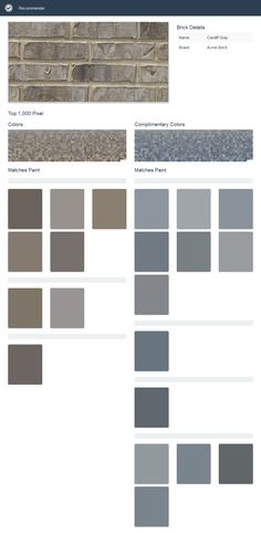 Cardiff Gray - Heritage Texture - Acme Brick and Paint