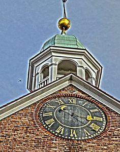 Moravian Church, Salem College, Old Salem, Winston Salem NC