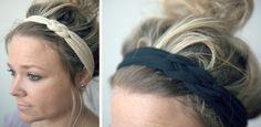 Sailor's Knot Headbands