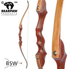 SET BEARPAW Big Bear - 62 Zoll / 30-60lbs, | Bogensportwelt