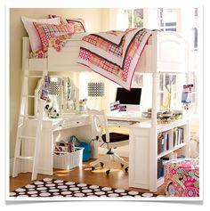 20 Stylish Teenage Girls Bedroom Ideas Teen Room Designs