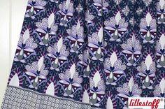 Lillestoff Stretchjersey Grand Marrakesch aus von BloorWestFabrics