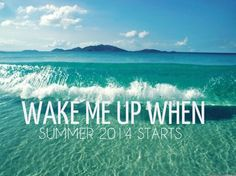 ✝☮✿★ SUMMER LOVE ✝☯★☮ Wake me up!