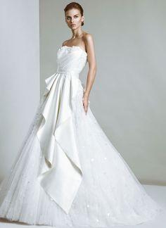 Tony Ward Wedding Dresses 2014 - MODwedding
