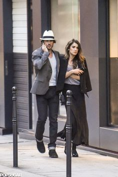 Ian Somerhalder and Nikki Reed Show Their Newlywed Bliss in Paris: Ian Somerhalder and Nikki Reed spent their Memorial Day weekend in Paris, and we have the exclusive pictures!
