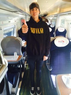Calum. In love with him in that outfit. Identity.
