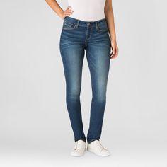 Denizen from Levi's Women's Modern Slim Jeans - Georgina 10 Short, Blue