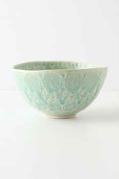 Gotta love yourself some well printed bowls:) #Anthropologie #PinToWin