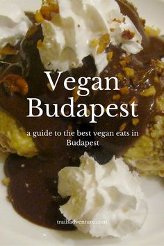 Vegan Guide to Budapest Pin1
