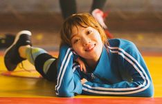 Lee Sung Kyung in Drama Love+Sling Weightlifting Kim Bok Joo, Weightlifting Fairy, Korean Actresses, Asian Actors, Asian Celebrities, Weighlifting Fairy Kim Bok Joo, Nam Joo Hyuk Lee Sung Kyung, Swag Couples, Kim Book