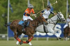 Polo match the Tortugas Open