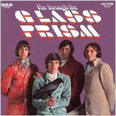 """""""Poe Through The Glass Prism"""" (1970, RCA) by the Glass Prism.  The only known LP by this group.  Material consists of Poe's poetry set to 1960's pop/rock music."""