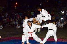 Los deportes de combate como el Taekwondo, que por tradición han sido destacados en el municipio de Pereira, son apoyados desde la Secretaría.