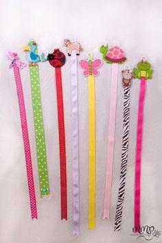 Cute hair bow holder