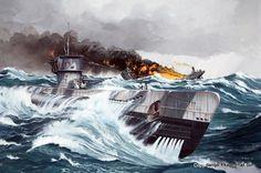 U-Boat by Danijel Frka - BFD
