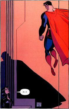 Superman & Lois Lane by Tim Sale