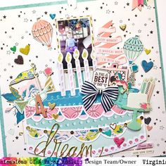 """Virginia Walker on Instagram: """"Sharing my latest layout today for #coapacutfiles featuring one of the current #freecutfile over in the facebook group! And yes it's…"""" Birthday Scrapbook Pages, Scrapbook Layouts, Scrapbooking, Virginia, Kids Rugs, Group, Facebook, Confessions, Etsy"""