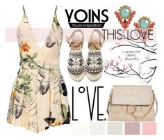 """""""#LoveYoins"""" by juromi ❤ liked on Polyvore featuring Chloé, yoins, yoinscollection and loveyoins"""