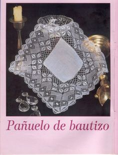 Labores de Bolillos 08 Irish Crochet, Crochet Lace, Bobbin Lacemaking, Bobbin Lace Patterns, Needle Lace, Tatting, Bling, Album, Archive