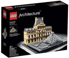 LEGO 21024 Architecture Louvre Building Set