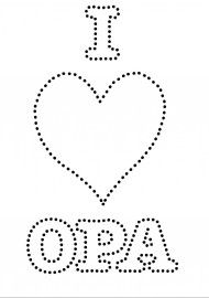 I LOVE OPA