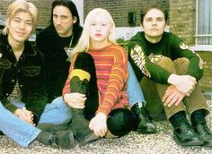 the smashing pumpkins - their music got me through my saddest and loneliest times, such an underrated band that I will cherish forever, you can literally feel the emotion put into their music...