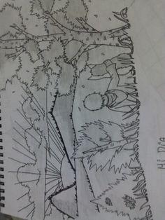 Dibujo del dia de san valentin
