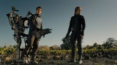 Awesome Edge Of Tomorrow production still