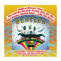 #TheBeatles LP The Beatles - Magical Mystery Tour