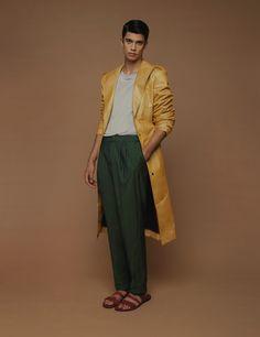 Nair Xavier SS15 LOOKBOOK | Model: Miguel Vital from Karacter Models | Photography: Ricardo Santos | Styling: Joel Alves | Hair and Makeup: Victoria Marie Goulding