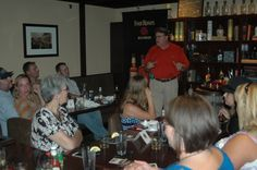 Dan Gardner with Four Roses Bourbon, August 2015 Four Roses Bourbon, Dan, Magic, Dinner, Dining, Food Dinners, Dinners