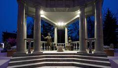 Krasnoyarsk city Pushkin monument